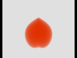 Концепт лого для канала Дисней на день святого Валентина :)